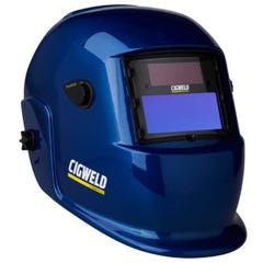 Cigweld WeldSkill Auto Darkening Helmet - Blue