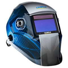 Cigweld ProLite Auto-Darkening Welding Helmet - Space