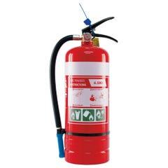 Megafire 4.5kg ABE Portable Fire Extinguisher