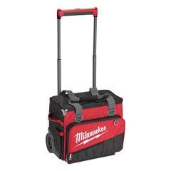 "Milwaukee 457mm (18"") Jobsite Rolling Bag"