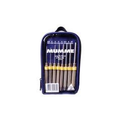 Mumme Tools Long Pin Punch 8 Piece Set
