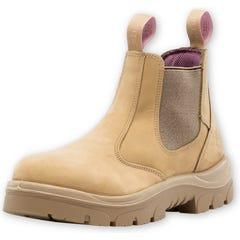 Steel Blue Hobart Ladies Sand Boot - Sand