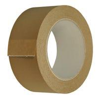 Heatleys Paper Tape (534) Brown 75mm x 50m