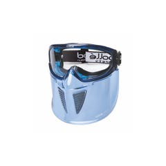 Bolle Blast Safety Goggles Mouth Guard / Indirect Top / Bottom Vents