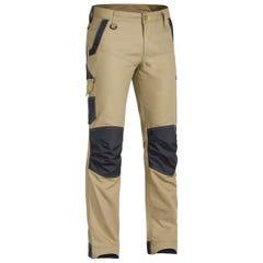 Bisley Flex & Move Stretch Pant - Khaki