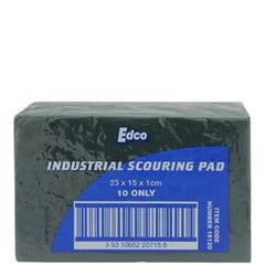 EDCO Green Scourer Industrial 23x15x1cm