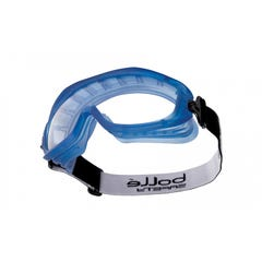 Bolle Atom Safety Goggles Top Vent Closed With SBR Foam