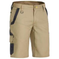 Bisley Flex & Move Stretch Short - Khaki