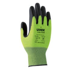 uvex C500 foam Cut Resistant Safety Gloves