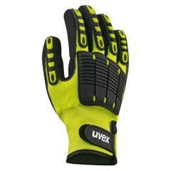 uvex synexo impact 1 Heavy Duty Cut Resistant Safety Gloves