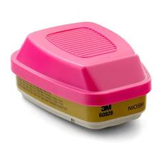 3M Gas & Vapour Cartridge Filter 60926, (A1B1E1K1FormHFP3) (Qty x 5)