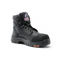 Steel Blue Canberra Boot - Black