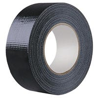 Heatleys Gaffa Tape (657) Black 12mm x 40m