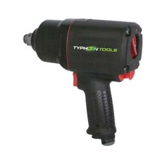 """Typhoon 3/4"""" Composite Housing Impact Wrench Twin Hammer"""