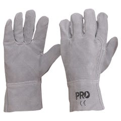 Pro Choice All Chrome Leather Glove Large