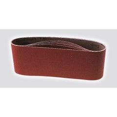 Makita Sanding Belts 100 x 610 80G Brown (Qty x 5)
