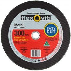 Flexovit Cut-off Wheel Cutting-off Wheels Metal High Speed Machines Type 41 4hu700op 356mm x 3.8mm x 25.4mm