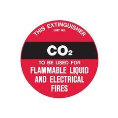 Brady Fire Disc - CO2 200mm diameter