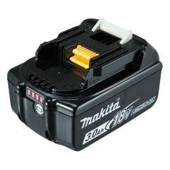 Makita 18V 3.0ah Power Tool Battery - With Gauge