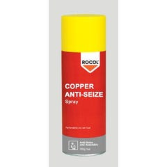 Rocol Copper Anti-Seize Aerosol Lead free Excellent water resistance 300g