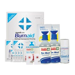 Brady First Aiders Choice Large Burn Management Pack