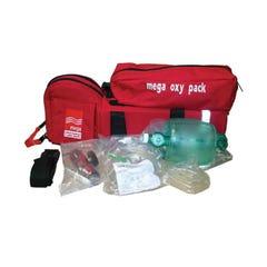 Brady Mega Oxygen Resuscitation Pack 280mm x 500mm x 450mm