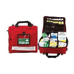 Brady Trafalgar Portable Soft Case National Workplace First Aid Kit