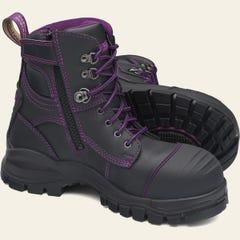 Blundstone 897 Women's Safety Boots - Black