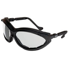 uvex cybri-guard With Vented Guard Safety Glasses