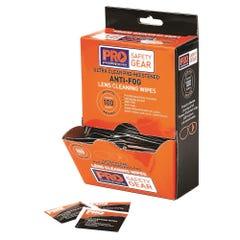 Pro Choice Anti-Fog Lens Wipes (Qty x 100)
