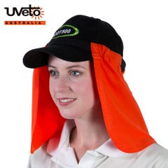 Uveto Attach-a-Flap 4 Flap - Orange