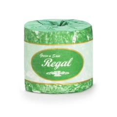 Regal Toilet Roll 2-Ply Virgin 400 Sheets/Roll Individually Wrapped (Qty x 48)