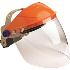 Pro Choice Striker Browguard With Visor Clear Lens