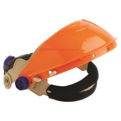 Pro Choice Striker Browguard Orange