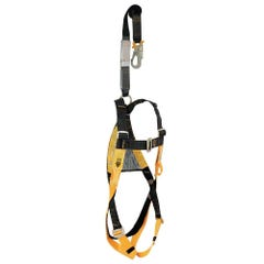 B-Safe Harness Complete With Frontal Loops And Lanyard