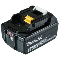 Makita 18V 5.0Ah Li-ion Cordless Battery