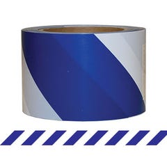 Spill Crew Barrier Tape – Blue And White
