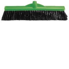 Oates Mix P J Green W/Reducer Broom Head 450mm