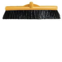 Oates Mix P J Yellow W/Reducer Broom Head 450mm