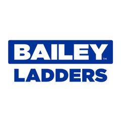 Bailey P150 Aluminium Platform Ladder 3 Steps 4.5m