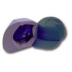 MSA Cap Bump-gard, Blue, Baseball Style