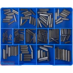 Champion Metric Roll Pin Assortment  Stainless
