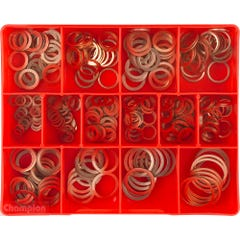 Champion Copper Ring Sealing Washer Assortment