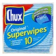 Chux Superwipes 60cm x 30cm (Qty x 10)
