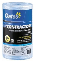 Oates C/Tract X/Thk Wipes Roll Blue