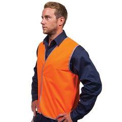 Tru Workwear Safety Vest – Day Use Only - Orange