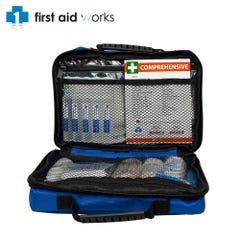 Vision Safe Comprehensive First Aid Kit Set 2 Soft Case