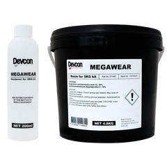 Devcon Kit Mega Wear 5kg A & B