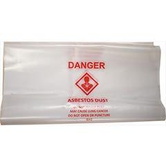 Spill Crew Asbestos Disposal Bag – Labelled 1500mm X 1000mm