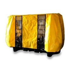 Spill Crew Double Ibc Containment Bund – Cover